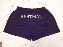 Role Wedding Boxer Shorts